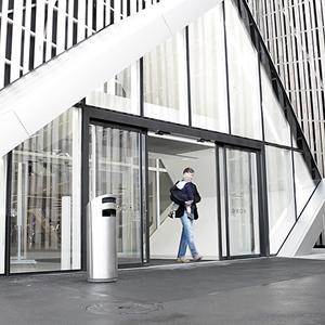 Sistemas para acceso peatonal