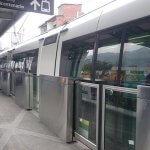Puertas para plataformas de metro - Tranvia Medellin