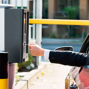 Sistema de parking automático