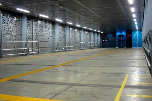 Puertas Automaticas - Transporte Masivo Metroplus